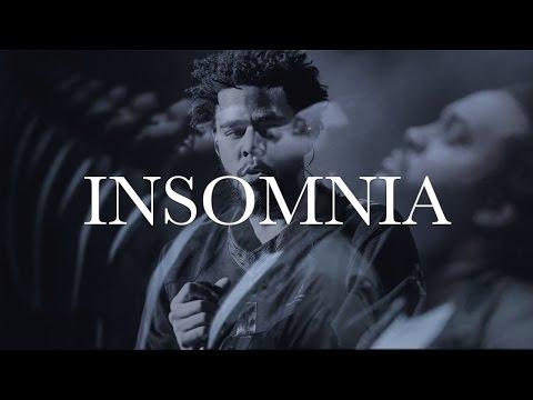 J Cole feat Bas Type Beat - Insomnia (Prod by @KidJimi)