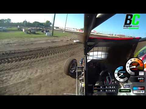 Powri Lucas Oil War Series Hotlaps Eagle Raceway