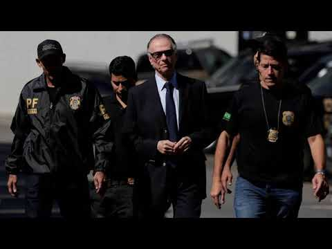 Brazil Olympic Committee chief pens resignation letter from prison