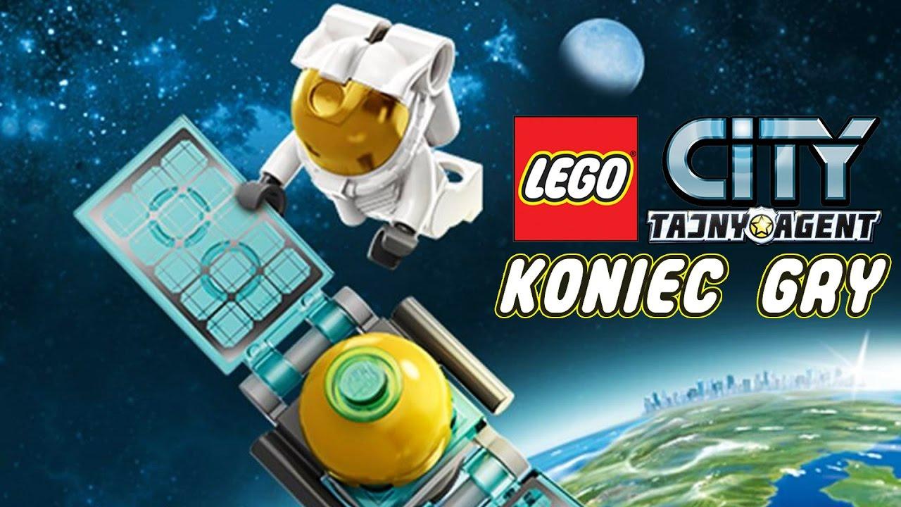 Zagrajmy W Lego City Tajny Agent Pl 17 Koniec Gry Pc Youtube