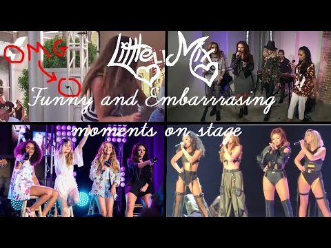 Little Mix Funny and Embarrassing moments...