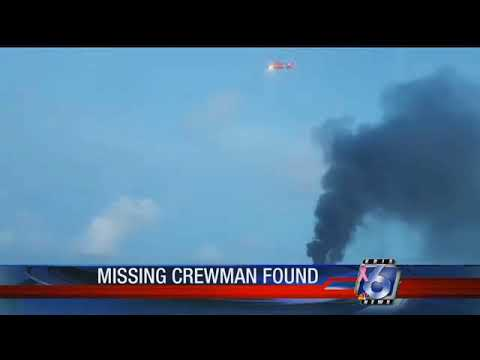 Body found on Padre Island beach identified, believed to be missing barge crew member