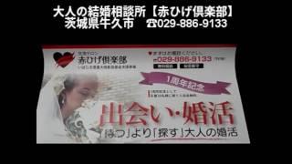 茨城県で大人の婚活はじめませんか? 1周年記念【赤ひげ倶楽部】☎029-88...