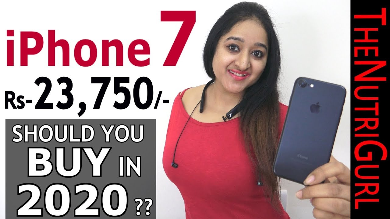 iPhone 7 - Should You Buy in 2020 ??