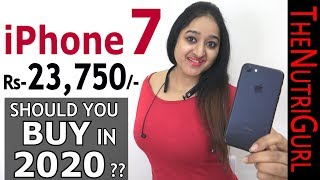 Gambar cover iPhone 7 - Should You Buy in 2020 ??