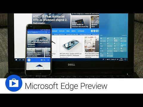 Microsoft Edge Preview (Android aplikace týdne)