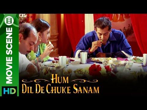Salman The Chilly Eater | Hum Dil De Chuke Sanam
