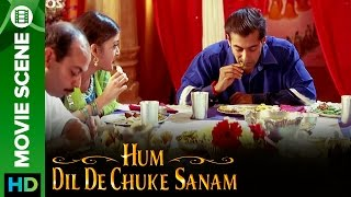 Salman The Chilly Eater | Hum Dil De Chuke Sanam