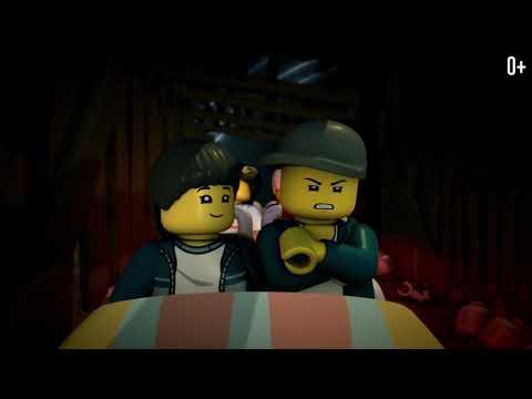 Дом ужасов и хвостов - LEGO Ninjago   Сезон 1, Эпизод 38