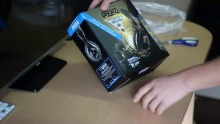 unboxing turtle beach px24 hd ita