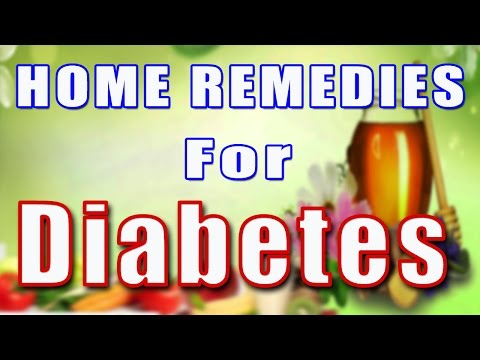 Effective Home Remedies To Cure Diabetes And Lead A Healthy Life With Diabetes from YouTube · Duration:  6 minutes 21 seconds