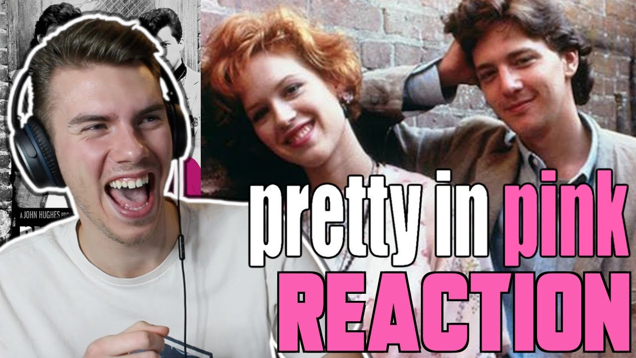 Pretty In Pink (1986) - MOVIE REACTION - FIRST TIME WATCHING
