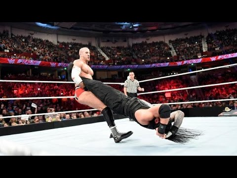 WWE RAW 11/16/15 Review