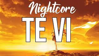 Nightcore Te Vi - Piso 21, Micro Tdh