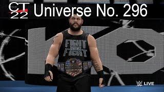 WWE 2K Universe - WWE 2K16: Smackdown Episode 34