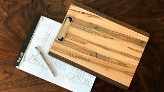 How To Make DIY Clipboards | Take Notes in Style