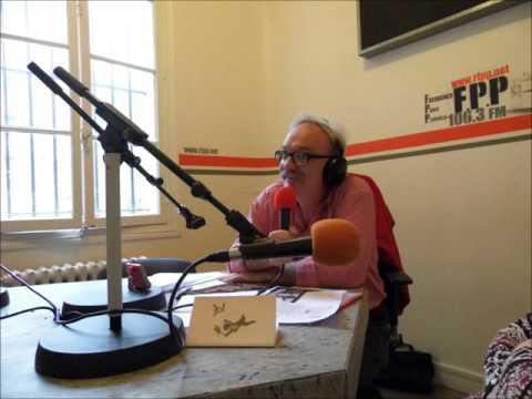 Interview à la radio Fréquence Paris Plurielle