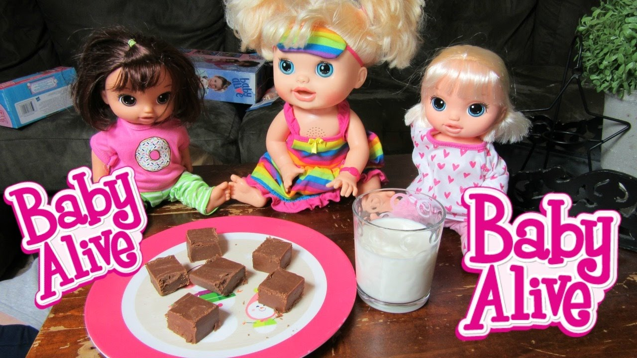 Baby Alive Christmas Eve With Real Surprises Doll And