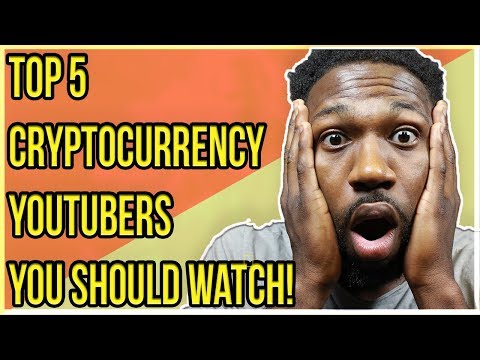 Who are the best cryptocurrency youtubers