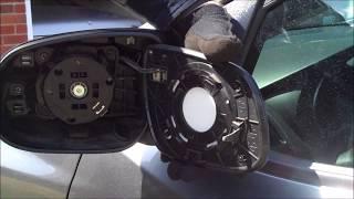 2011 Kia Forte5 mirror replacement