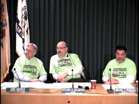 Hawthorne NJ Council Meeting May 3, 2017