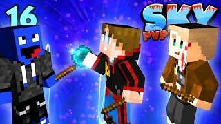 MLG ENDERPEARL ESCAPE! SKY PVP EVENT | Minecraft SKY #16 | baastiZockt