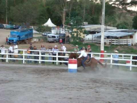 Raissa Cruz em Country San Bagder 2º lugar Jovem 3...
