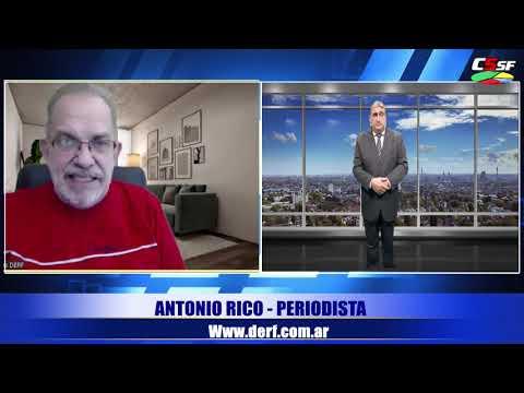 Antonio Rico sobre la vacuna: Nada es seguro