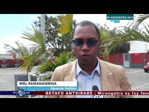VAOVAO 29 AOGOSITRA 2016 BY TV PLUS MADAGASCAR