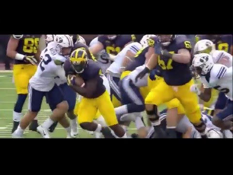 Michigan Football 2016-2017 Hype Video ( This Will Forever Be Michigan)