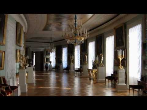 Pavlovsk Palace, St  Petersburg, Russia