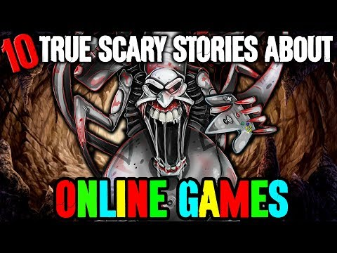 10 REAL Online Gaming Scary Stories!