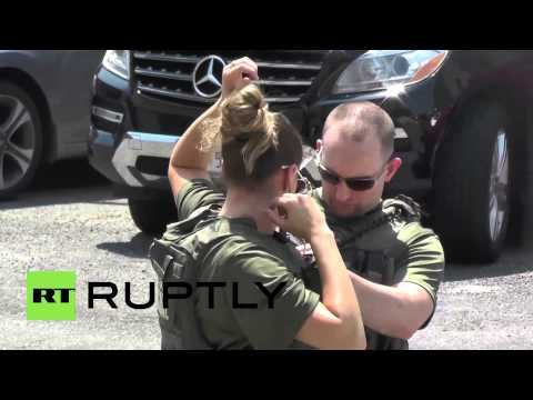 USA: Benghazi attack suspect attends detention hearing