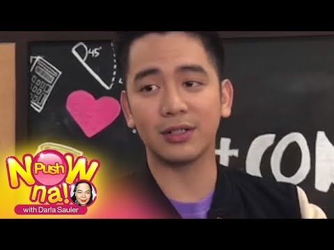 Push Now Na: How did Joshua Garcia...