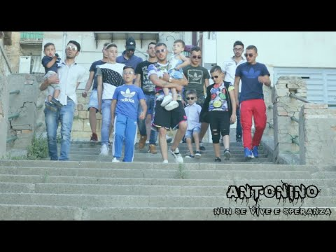 Antonino - Nun Se Vive E Speranza - Video Promo