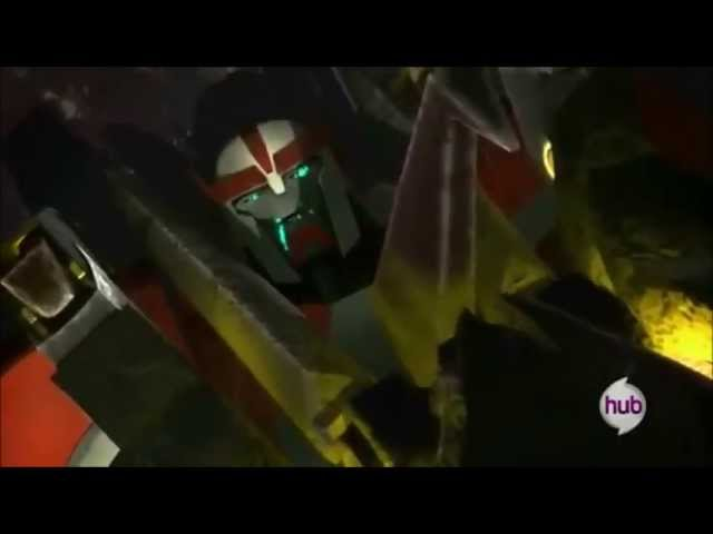 Autobots, Decepticons, & Religion: Transformers is a series about