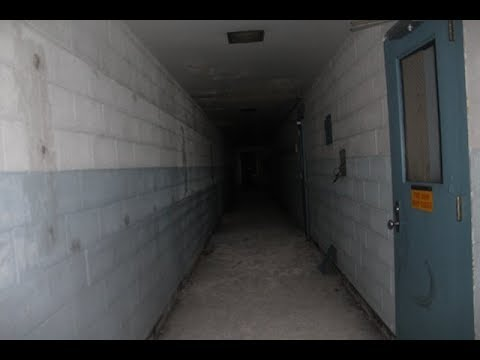 HAUNTED & ABANDONED: Fairfield Hills PART 1 (Found Underground Tunnels)