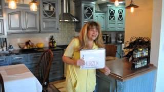 Santa Monica: Custom Cabinets / Kitchen Remodel / Wood Floors / Fireplace / Doors