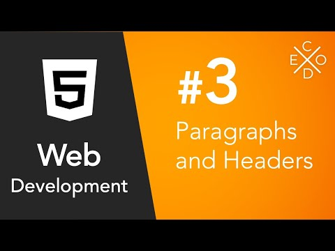 Web Development #3 - HTML Tags