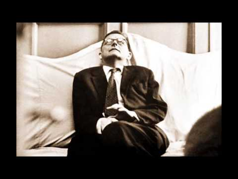 Shostakovich. Symphony No 14. Barshai. Moscow Chamber Orchestra (1970, from first LP edition)