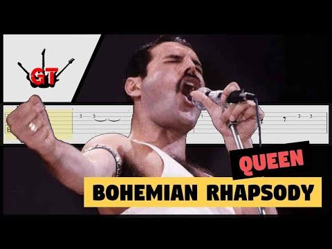 Guitar Tab - Bohemian Rhapsody - Queen