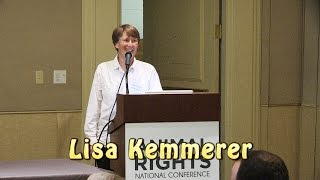 Engaging Religious Institutions - Lisa Kemmerer at Animal Rights National Conference 2014