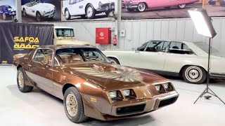 بونتياك ترانزام الموديل 1979 🔥ممشى 82800 كيلو وارد كندا لوحات سعودية اشتراكك🏷وتفعيل🔔دعم للقناة👍✅