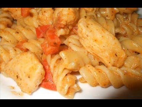 Fiesta Chicken Pasta