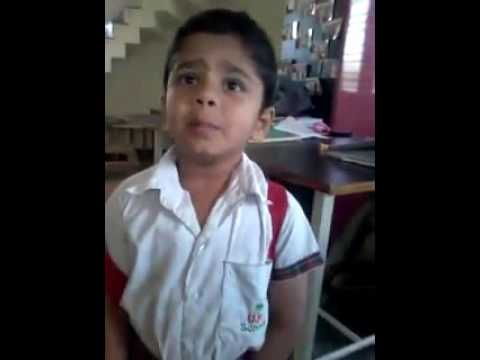 Little Kid asking for mercy but cruel Teacher... little Kid Crying