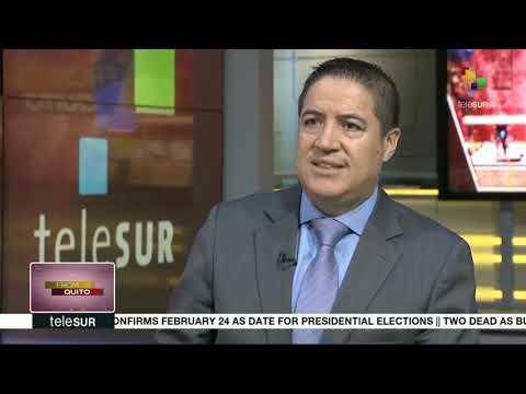 FROM QUITO: ECUADOR'S JUDICIAL SYSTEM.