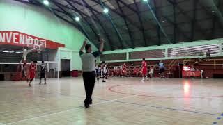 Highlights Fabian Segura CR (BASKETBALL)