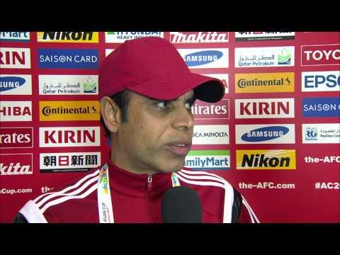 Post Match Interview: 3/4 Place - Mahdi Ali (United Arab Emirates Coach)
