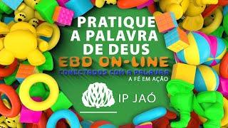 Pratique a Palavra de Deus   EBD On-Line