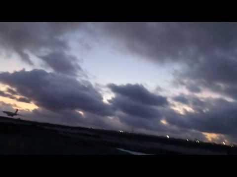 C130- HERCULES TAKE OFF AT MOGADISHU INTERNATIONAL AIRPORT S